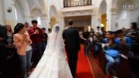 2015.5.30天主教堂婚礼