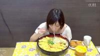 【大吃货爱美食】木下佑哗养不起系列之一大盆乌冬面配稻荷寿司篇 150701
