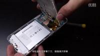 魅族MX5 电池粘不严实,导致松动机身有异响