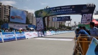 2015环青海湖国际公路自行车赛第一赛段视频集锦(中文)