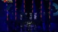 【阿飞】rain舞蹈现场秀模仿迈克尔杰克逊滑步舞步