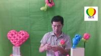 充气方式、打结方式、打结分类-魔术气球-浪漫气球教程