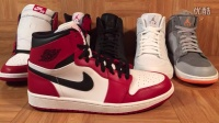 Nike Air Jordan 1 OGs, Highs, And Mids 对比 By ShoeZeum