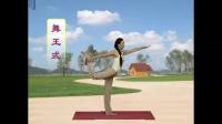 从零开始初级教程在家练全套瑜伽入门基础视频第2部