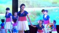 小博士幼儿园2015年六一文艺演出之亲子舞 我的好妈妈