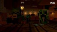 【Minecraft动画:Slamacow】2.Mob Saloon!_标清_标清