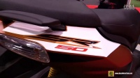 Aprilia SR 50 Racing Scooter赛车 - 2015多伦多摩托车展