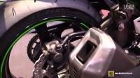 2015年川崎忍者 ZX 10R - 多伦多摩托车展实拍