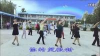 凤子广场舞被你迷的快失忆编舞青儿-显歌词1080P