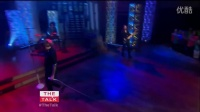 Adam Lambert - Ghost Town - Live on The Talk HD madbadhadsad