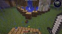 Minecraft我的世界黑影传说多人圈中圈空岛生存第二集