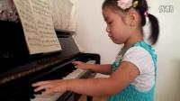 《巴赫初级钢琴曲集》(小巴赫)第3首_小步舞曲_2015.7.7