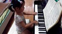 《巴赫初级钢琴曲集》(小巴赫)第7首_小步舞曲_2015.7.12