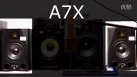 普乐音频:Adam A8X vs A7X vs KRK VXT-8 监听音箱对比