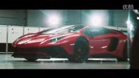 地表最强大牛Aventador LP 750-4 Superveloce极速驰骋纽博格林赛道, 全程仅耗6分59秒73
