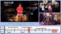 Rockschool Grade Drums 1-1 ★ Kaiser Roll ★ 王谞如