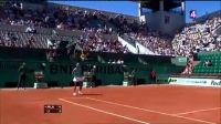 2010法国网球公开赛女单R1 李娜VS梅拉德诺维奇