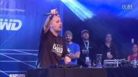 Eklips - 法国 - 嘉宾表演 - 2015年第四届世界BEATBOX大赛