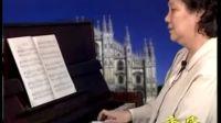 巴赫初级钢琴曲集3、小步舞曲