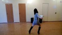 Ksenia 单人舞课 Ксения Пархатская - танцевальная рутинка