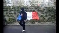 法国面具男 鬼步舞 卢平  第一集