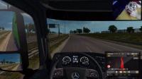 【斑条豌豆】欧洲卡车模拟2 怎么窄的门