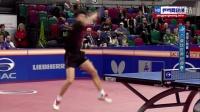 2015年德国乒乓球公开赛 男单4分之1决赛 马龙vs波尔 剪辑