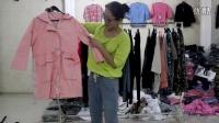 尾源网第六期800元一份女装牛仔秋装棉麻外套看货下单视频