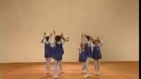 中国舞考级一级蹦跳步