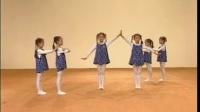 中国舞考级一级平踏步