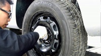 中职微课 汽车车轮的规范安装