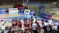 2014年世界女篮U17锦标赛小组赛:匈牙利vs加拿大