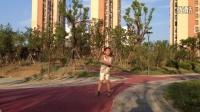 苏州维纳公园儿童舞棍