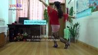 自编健身舞蹈草原的情一线牵zhanghongaaa原创