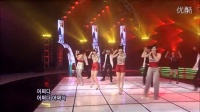 【2008.09.10】Brown Eyed Girls -《怎么办》 现场混合版