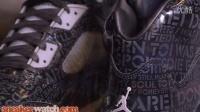 Gatesmarke 分享他的慈善系列鞋款 Jordan Doernbecher Collection