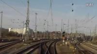 München- Rosenheim慕尼黑-罗森海姆列车司机室真实视角