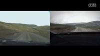 【尘埃拉力赛Dirt Rally】对比现实赛道 威尔士站