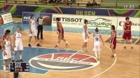 2014年世界女篮U17锦标赛小组赛:中国vs法国