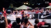 2015FIBA3x3布拉格大师赛灌篮大赛
