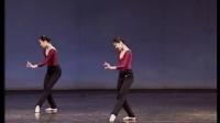 中国古典舞身韵短句花帮步
