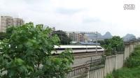 桂林二塘站拍车:G422次通过