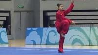 2015年全国武术套路锦标赛 女子太极拳  于萌萌(天津)第一名