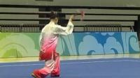 2015年全国武术套路锦标赛 女子太极剑  李建芳(云南)第一名