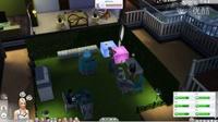 【叶有游戏】模拟人生4 第十四期 搬进四合院,享受生活