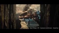 CGI VFX Showreels HD   FX Showreel 2015  - by Mathieu Chardonnet