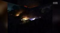 四平棉纺厂雷击发生火灾一名职工身亡