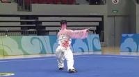 2015年全国武术套路锦标赛 女子太极拳  巨文馨 第三名
