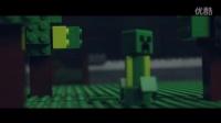 【我的世界】我的世界Minecraft乐高版动画:我是一个特别的苦力怕 3