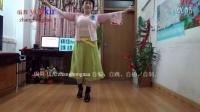 背面站在草原望北京zhanghongaaa自编健身舞蹈 原创(152步)